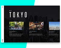 Japan Tourism Website