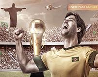 Betsson Brazil Copa America Affiliate Promotion