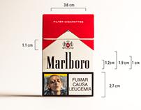 Smoking Marlboro