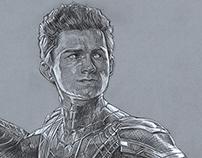 Avengers: Infinity War Fanart