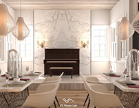 餐宴館3D設計案