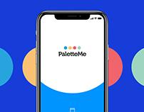PaletteMe App