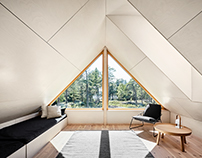 Architecture photography / House in the archipelago