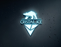 Crystal Ice | Branding