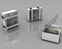 Vitra Displays (Plexiglass)