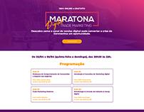 Landing Page | Maratona Digital Trade Marketing