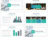31+ Best multicolor charts report PowerPoint template