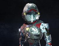 Sci Fi Hero Assaulter