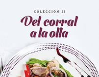 Recipes - Collection II: Del corral a la olla