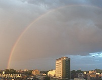 Double Rainbow, London