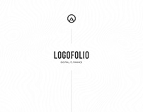 Amprise Design logofolio Digital , IT , Finance