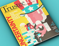 Trusteeship Magazine Cover