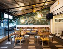 Cafetería JP / Ptv.