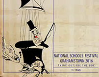 Schools Fest 2016 poster