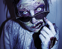 ZOMBIE NAN - SFX Make-up