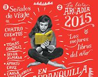 Revista Arcadia - En Barranquilla Me Quedo