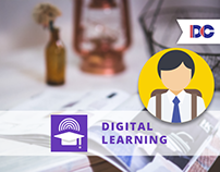 Digital Learning - Online LMS - Student Dashboard