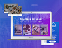Students Embassy - creative living space