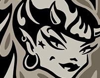 HARLEY-DAVIDSON + SHE DEVIL