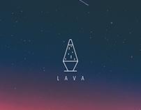 Lava - Logo Concept