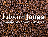 Edward Jones Coffee Card.