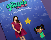 """Nina's World"" Launch Campaign"