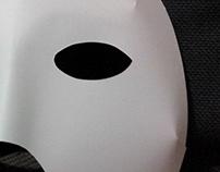 Máscara Fantasma de la Opera /Phantom of the Opera Mask