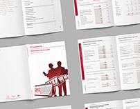 Corporate Annual Report Design Vol 1