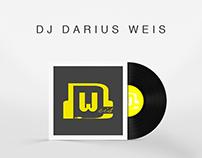 Rediseño de Marca DJ Darius Weis