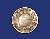 Coin Design for NLEOM in Washington, D.C.