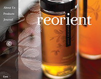 Reorient SF Website