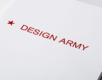 Design Army Promotional Book