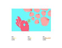HEY JUICE-Brand Packaging Design