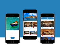 Malta Travel Application