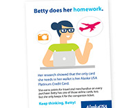 Credit Card Promotion Mailer