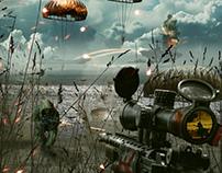Movie poster, Genre War/Action