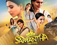 Samantha CDP #2019