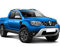 Renault Oroch 2023