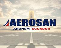 Aerosan Ecuador - Video Empresarial
