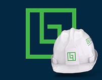 Previsio Engenharia / Engineering Company Branding