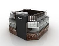 Propuesta Isla pasillo chocolatería