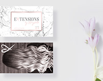 Extensions by Ncrystalle - Logo Design
