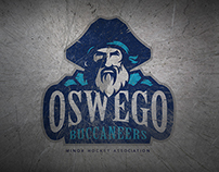 Oswego Minor Hockey Association Logo