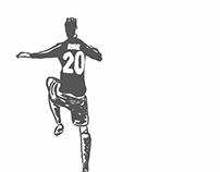 Rotoscope animation ARITZ ADURIZ goal
