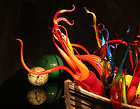 Chihuly Glasswork