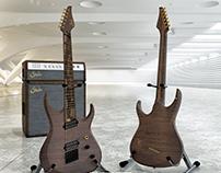 Suhr Guitar - Prototype / Beryl 03