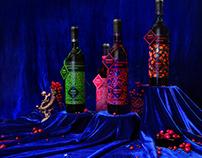 Wine labels design & visual identity