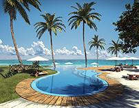 El Tamarindo pool