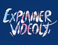 3D Logo Presentation - Explainer VIdeoly