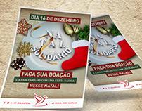 Campanha Natal Solidário 2017